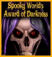 Spooky World's Award Of Darkness
