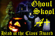 Ghoul Skool Hall of Fame 2003