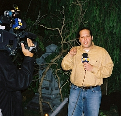 KCAL 9 reporter